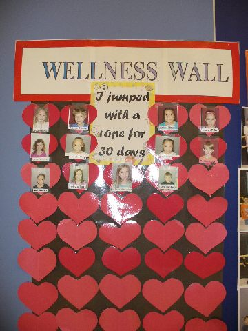 Wellness Wall Image