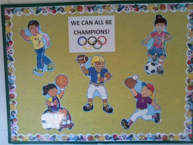 We can all be Champions! Image