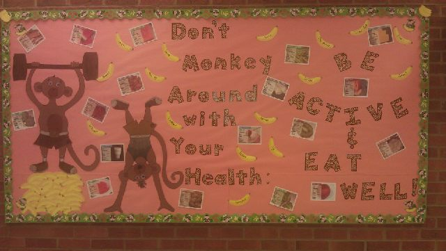 Don't Monkey Around with Your Health Image