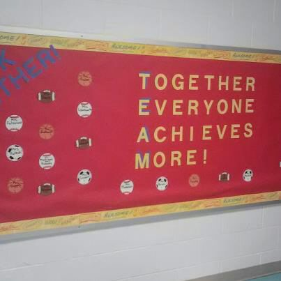 Pec Bulletin Boards For Physical Education