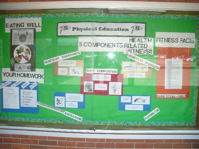 5 Components of Health-Related Physical Fitness Image