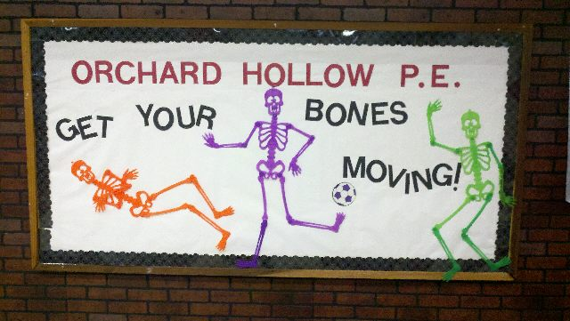 Get your Bones Moving! (Halloween) Image