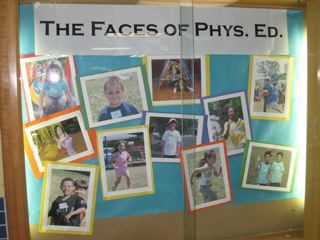 The Faces of Phys. Ed. Image