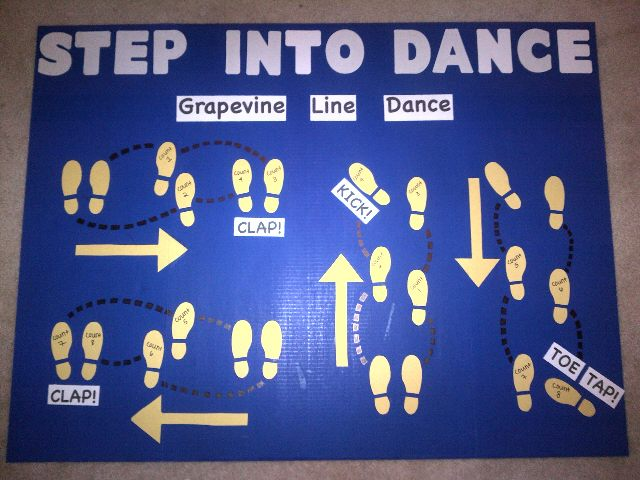 Step Into Dance Image
