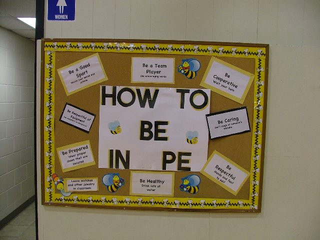 How to Be in Pe Image
