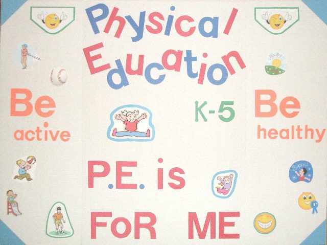 PE is for ME Image