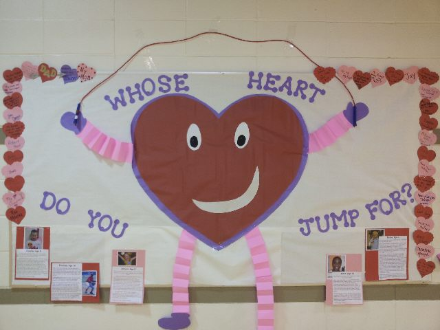 Who's Heart Do You Jump For? Image