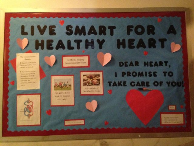 Live Smart for a Healthy Heart Image