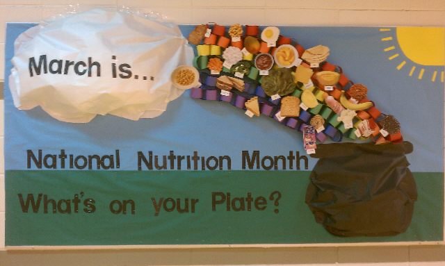 Nutrition Month Image
