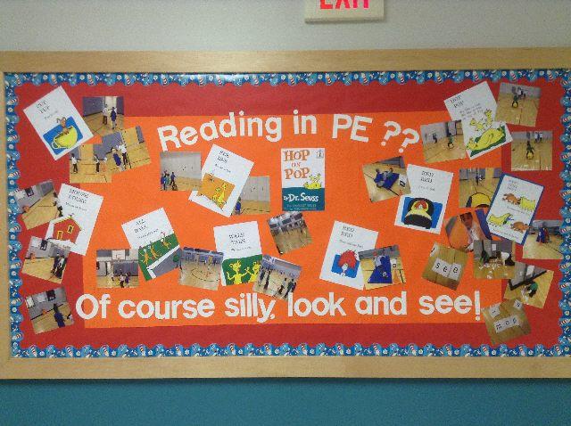 Classroom Pe Ideas : Pec bulletin boards for physical education
