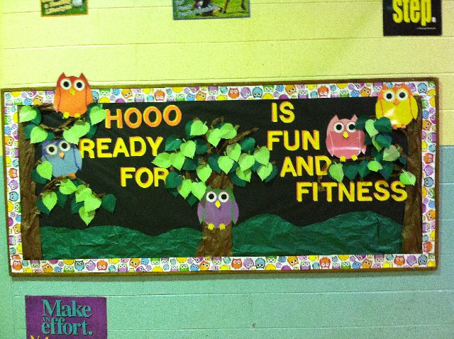 Hooo is Ready for fun and fitness Image