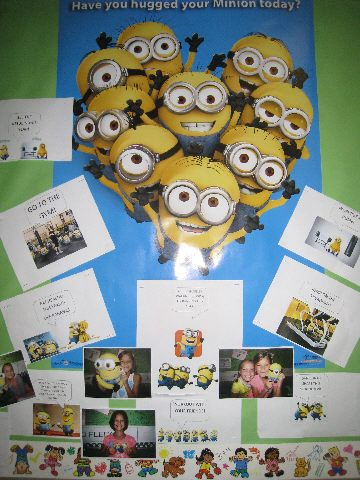 Muscle Up with the Minions Image