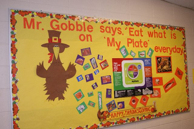 Mr. Gobble Says (Thanksgiving) Image