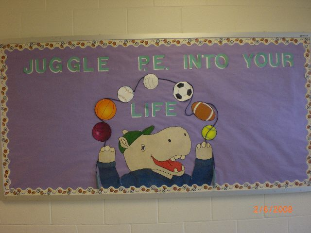 JUGGLE P.E. INTO YOUR LIFE Image