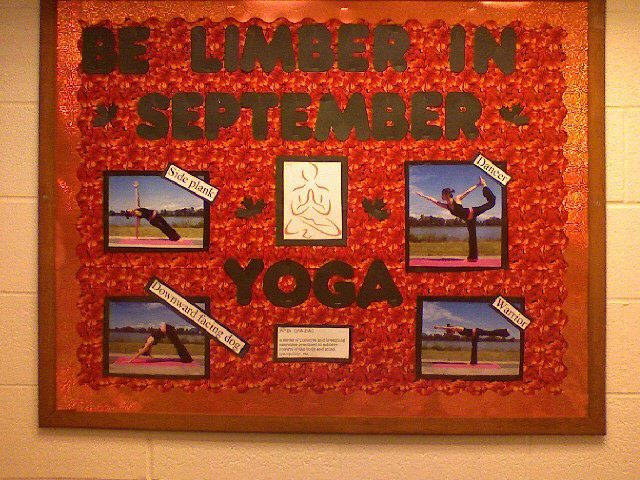Be Limber in September Image