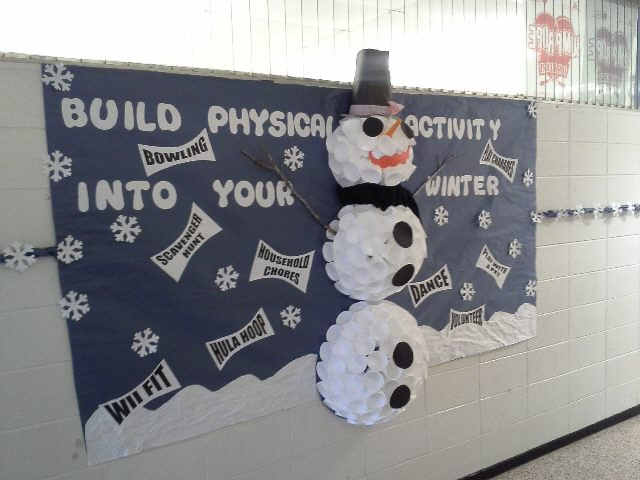 BUILD PHYSICAL ACTIVITY INTO YOUR WINTER (Winter) Image
