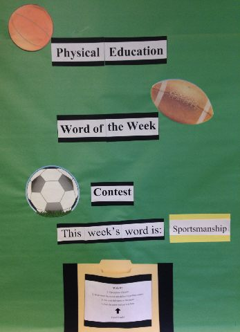 W.O.W! Word of the Week Contest Image