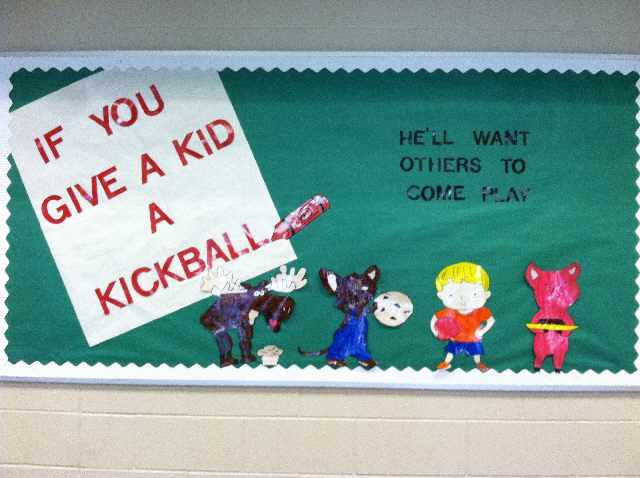 If You Give A Kid A Kickball... Image