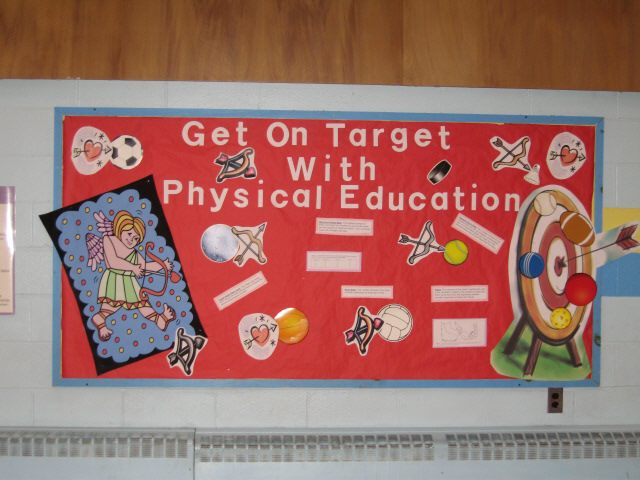 Get On Target With Physical Education Image