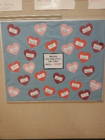 MES Staff is Heart Healthy.....ARE YOU? Image