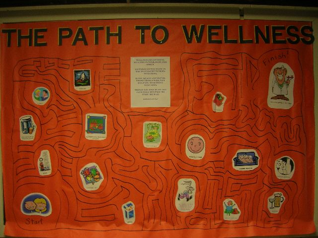 The Path to Wellness Image