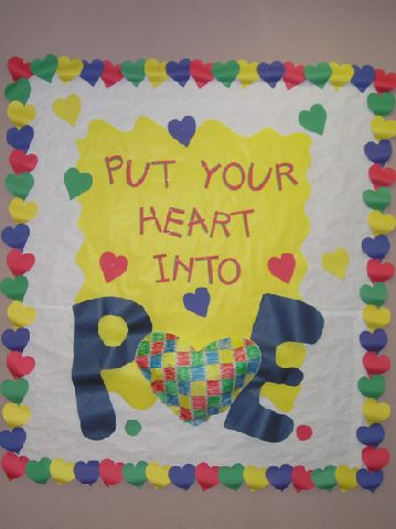 Put Your Heart into P.E. (Valentine's Day) Image