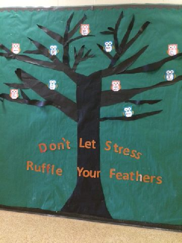 Don't let Stress Ruffle your Feathers Image