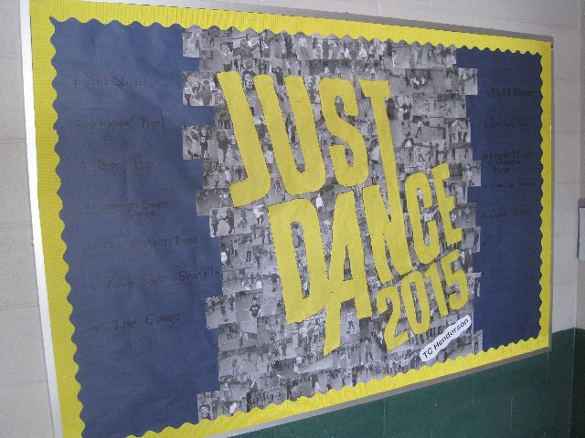 Just Dance in PE Image