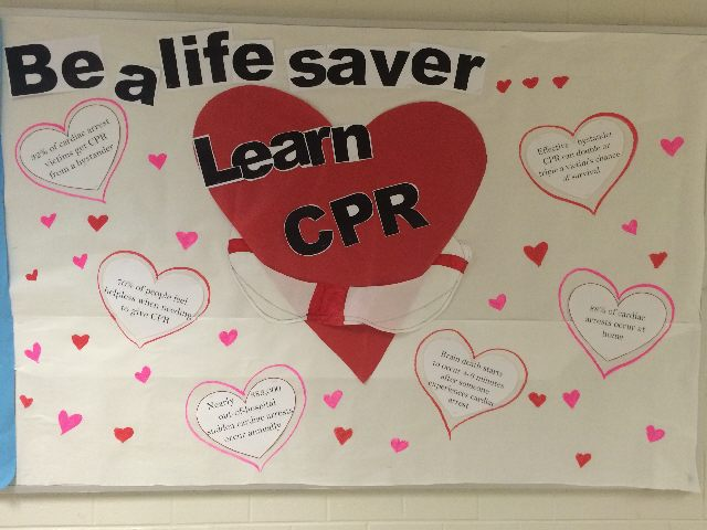 Be A Life Saver....Learn CPR Image