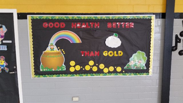 Good Health ..Better Than Gold Image