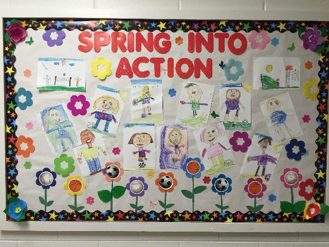 Spring Into Action with Kids Drawings! Image