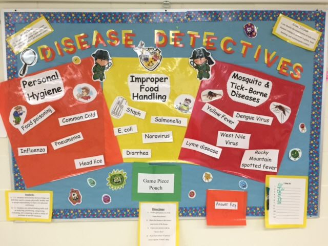 Disease Detectives Image
