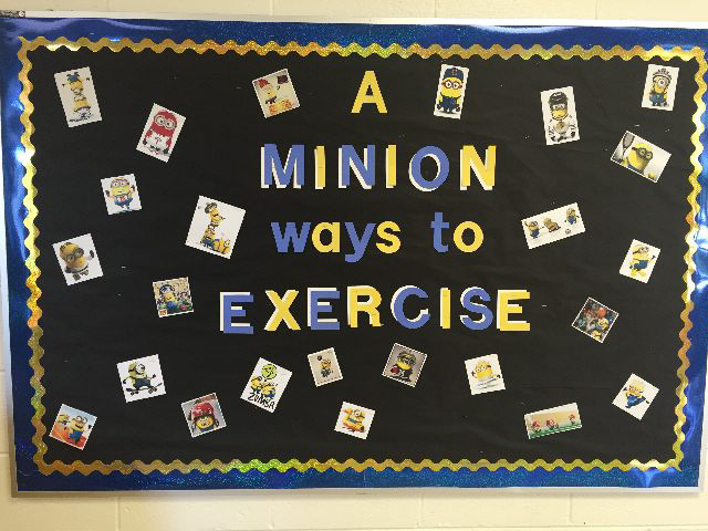 A MINION ways to Exercise Image