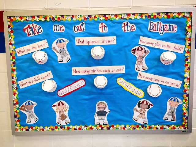 Take me out to the ballgame! Image
