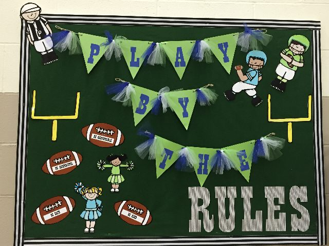 PBIS rules for PE Image