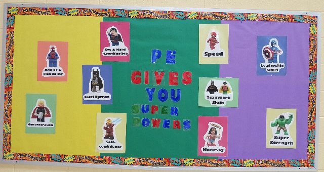 PE gives you super powers Image
