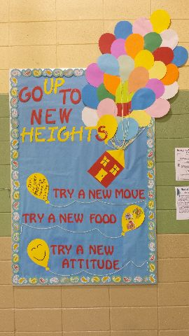Go UP to new heights Image