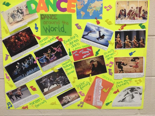 Dance Around the World Image