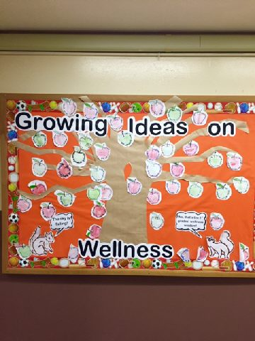 Growing Ideas on Wellness Image