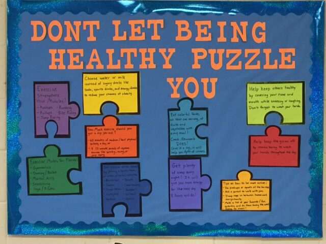 Don't Let Being Healthy Puzzle You Image