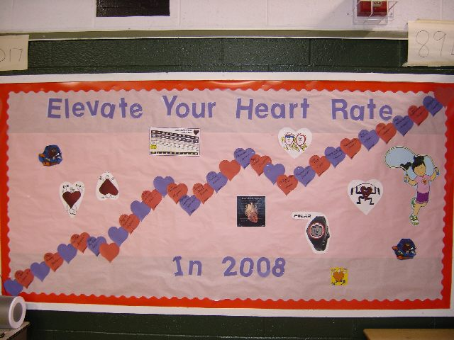 Elevate your heart rate in 2008 Image
