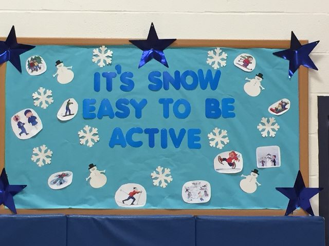 It's Snow Easy to be Active Image