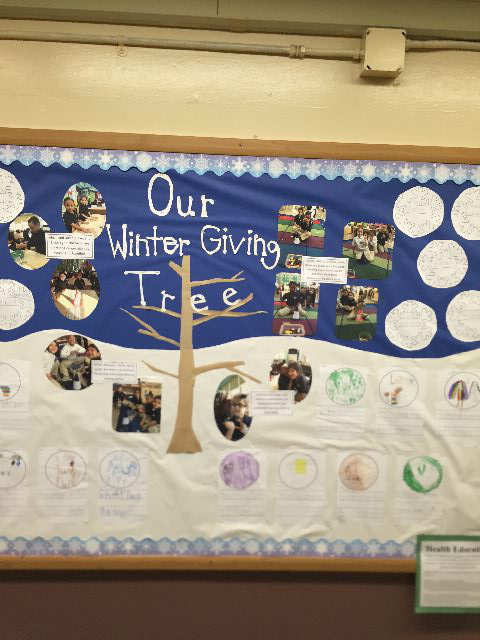 Our Winter Giving Tree Image