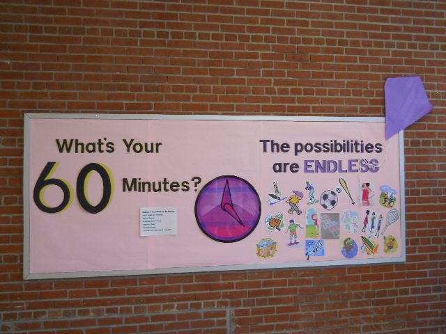 What's Your 60 Minutes? Image