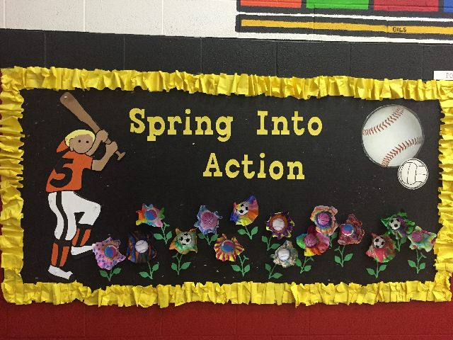 Spring Into Action Image