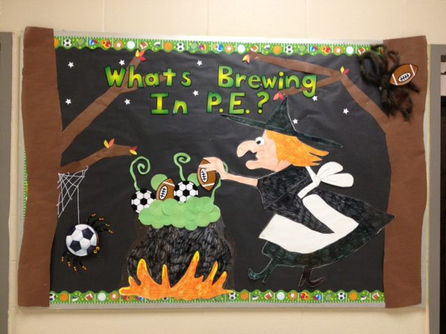What's Brewing in Physical Education Image