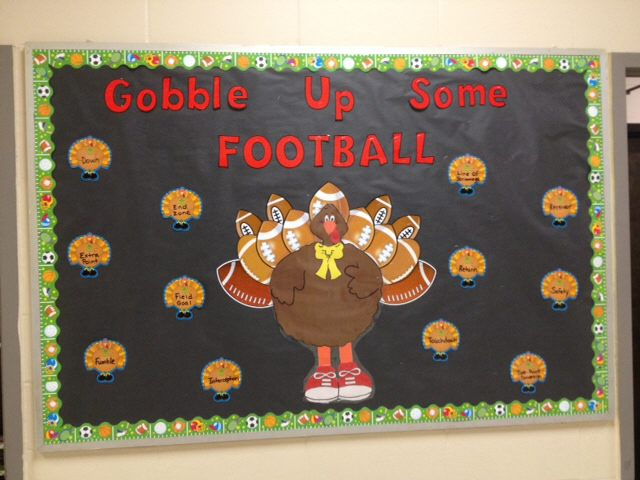Gobble up some Football Image