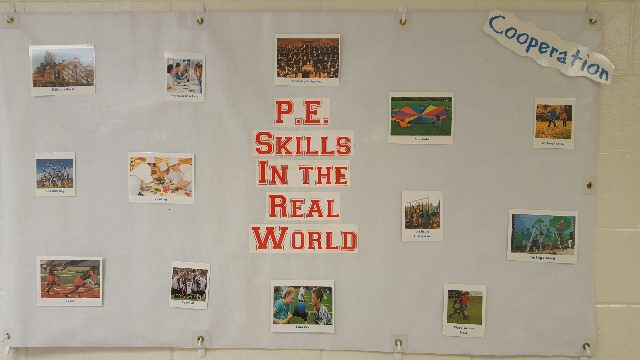 Physical Education Skills In the Real World Image