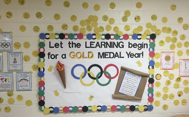 Let the Learning Begin/Gold Medal Year Image