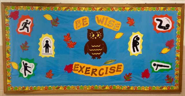 Be Wise - Exercise Image